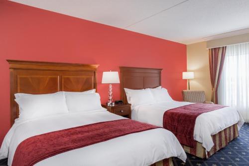 A room at Wyndham Gettysburg