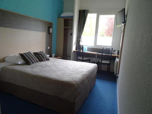 A room at Hotel Du Golf