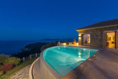 The swimming pool at or near Olivia's Villas of Luxury