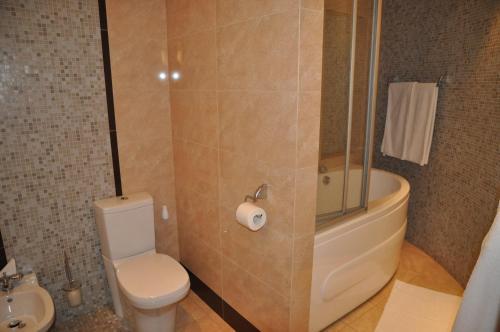 Ванная комната в Гостиница Персона