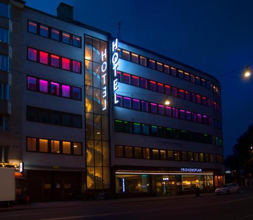First Hotel Fridhemsplan Stockholm, Sweden