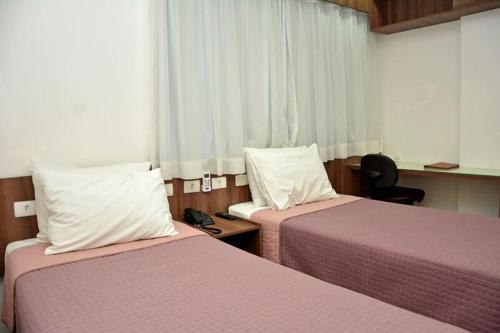 Um quarto em Lis Hotel