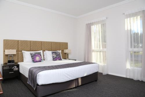 A room at Best Western Plus Bolton on the Park