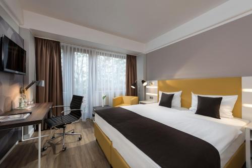 A room at Best Western Hotel Braunschweig Seminarius