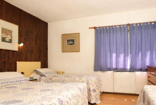 A room at Hotel Antártida