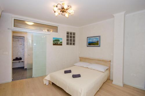 A room at Casa Matteotti