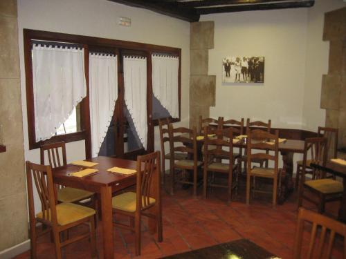 Un restaurante o sitio para comer en Gurutzeberri