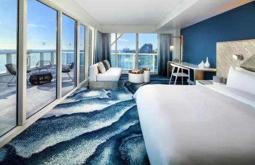 A room at W Fort Lauderdale