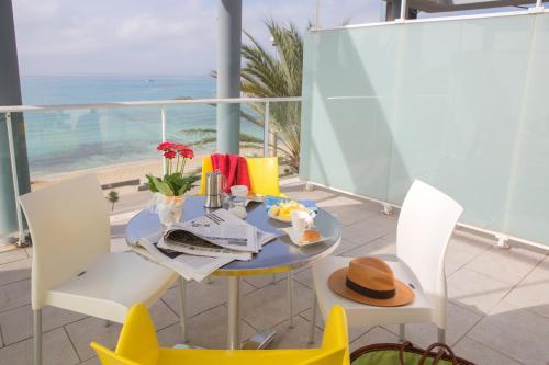 Balcone o terrazza di Apartamentos Mix Bahia Real