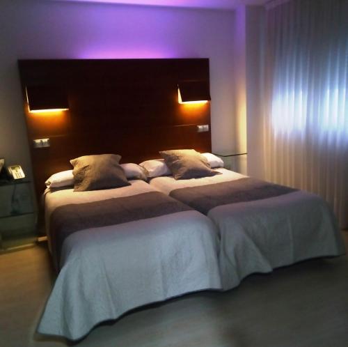 A room at Nap Oviedo