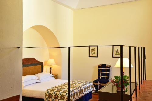 Cama o camas de una habitación en Pousada Convento de Vila Viçosa