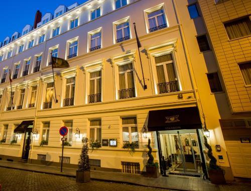Fachada o entrada de Stanhope Hotel by Thon Hotels