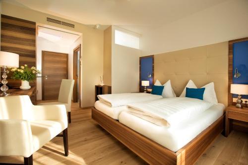 Ein Zimmer in der Unterkunft Hotel Wende