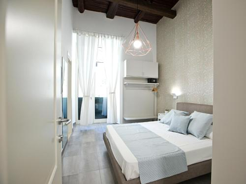 A room at Parthenope Suite