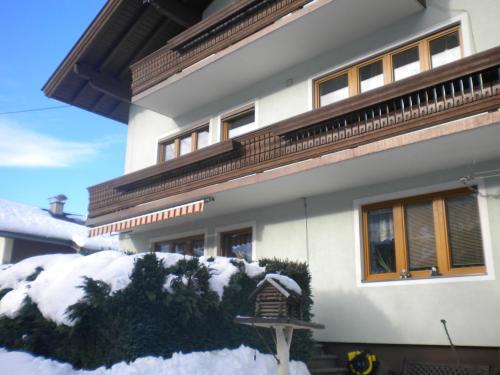Ferienwohnung Nussbaumer im Winter