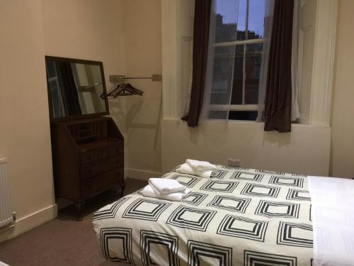 Hébergement de l'établissement Central London Budget Hotel