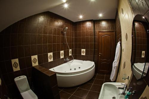 Ванная комната в Черная Жемчужина