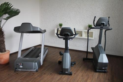 The fitness center and/or fitness facilities at Ringhotel Katharinen Hof