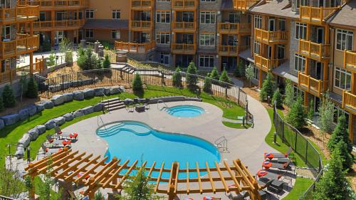 A view of the pool at Stoneridge Mountain Resort by CLIQUE or nearby