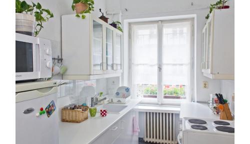 Kuchnia lub aneks kuchenny w obiekcie Activity Hostel