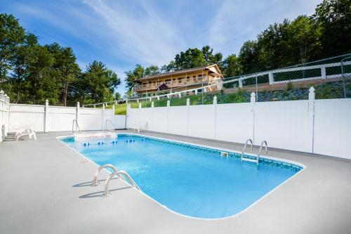 The swimming pool at or close to Days Inn by Wyndham Wurtsboro