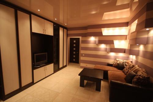 Гостиная зона в City Apartments Myakinino