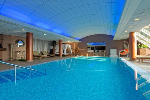The swimming pool at or near uHOTEL