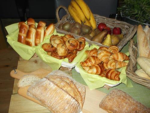 Eten bij of ergens in de buurt van de bed & breakfast