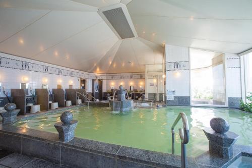 The swimming pool at or near Hotel Monterey Edelhof Sapporo