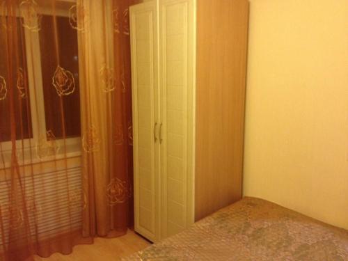 Кровать или кровати в номере Center City Apartment