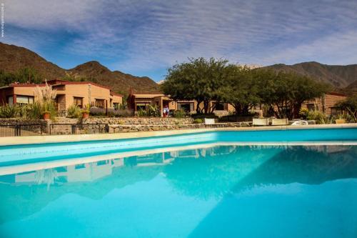 The swimming pool at or near Miraluna Bodega Boutique