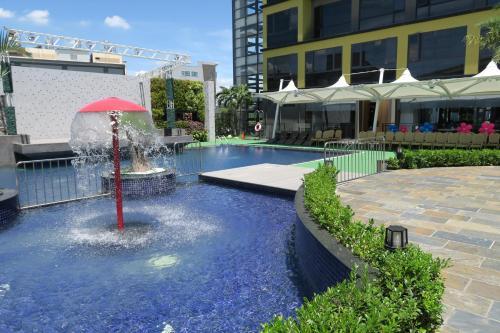 The swimming pool at or near Look Royal Resort