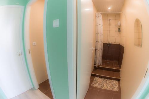 Ванная комната в Hostel Stars