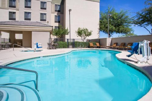 The swimming pool at or near Homewood Suites by Hilton Phoenix-Avondale