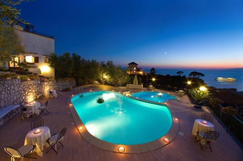 Hotel Villa Lubrense Massa Lubrense, Italy