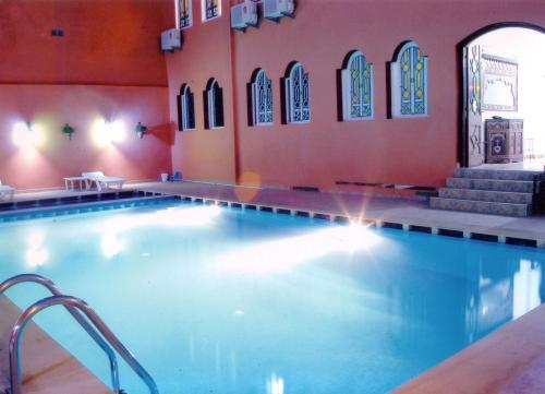 The swimming pool at or near Moroccan House