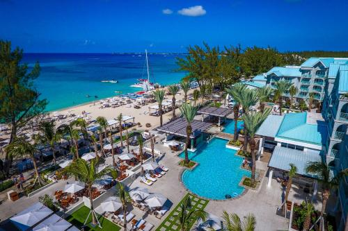 A view of the pool at The Westin Grand Cayman Seven Mile Beach Resort & Spa or nearby