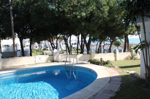 Piscina en o cerca de Decada Belindas Playa 11