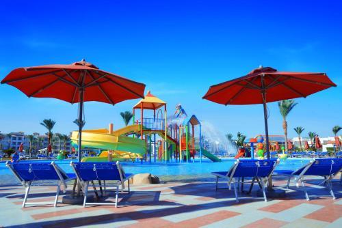 Het zwembad bij of vlak bij Dana Beach Resort - Families and couples only