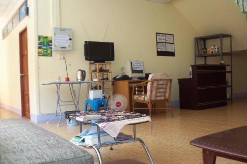 TV/Unterhaltungsangebot in der Unterkunft D's Corner & Guesthouse