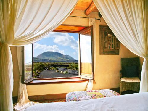 Een algemene foto van de bergen of uitzicht op de bergen vanuit het resort