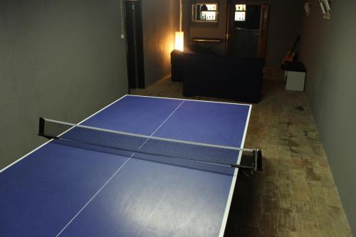 Comodidades para ténis de mesa em Le Penguin Hostel ou nas proximidades