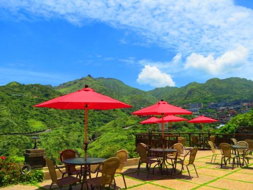 A restaurant or other place to eat at Formosa Arcadian Villa