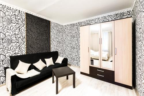 Гостиная зона в Apartment on 2-ya Brestskaya 31