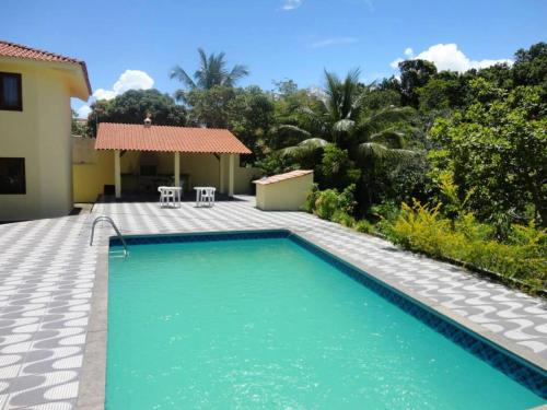 The swimming pool at or near Apartamentos em Porto Seguro