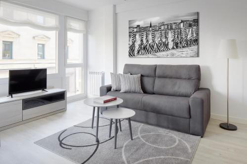 Zona de estar de Fuenterrabia by FeelFree Rentals