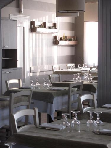 Ресторан / где поесть в Albergo La Genzianella