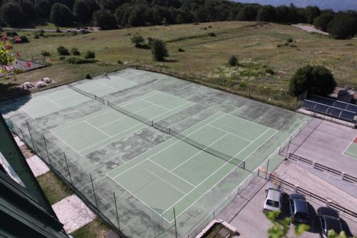 Tennis and/or squash facilities at Gran Sasso Family Hotel Miramonti or nearby