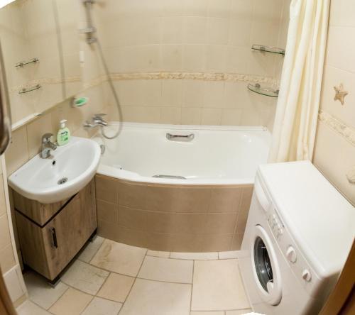 Ванная комната в Apartment on Energetikov 53/3