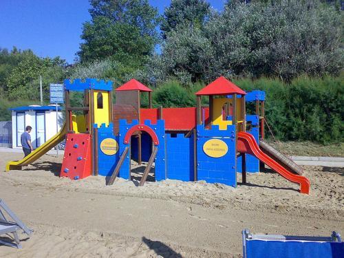 Herní místnost nebo prostor pro děti v ubytování Hotel Playa Blanca